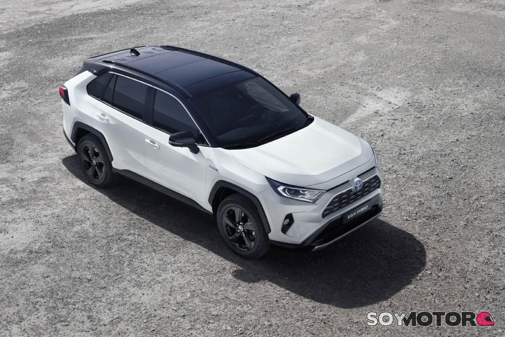 Toyota Rav4 2019 Hibrido Desde 35 100 Euros Soymotor Com