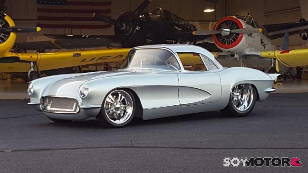 Un Chevrolet Corvette Restomod De 1962 A La Venta Soymotor