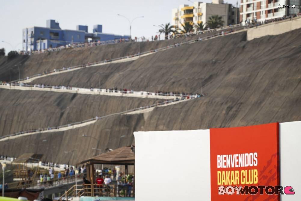 El rally Dakar emprende su vuelta hacia Lima