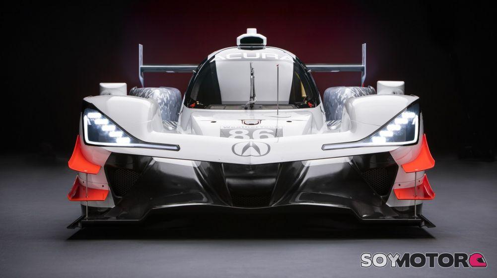 Acura ARX-05, así es el prototipo para 2018 | SoyMotor.com on acura si, acura da, acura tsx, acura ls,