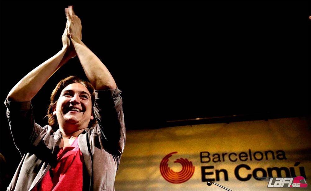 Ada Colau vierte dudas sobre el GP de España: \