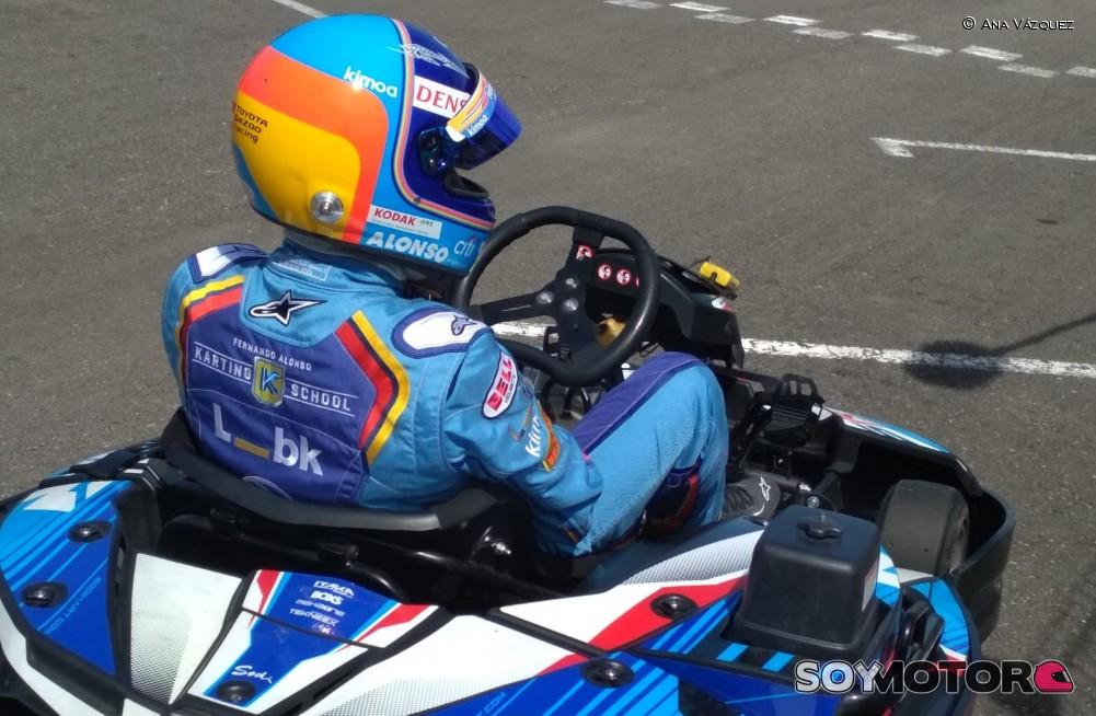 Circuito Fernando Alonso Oviedo : De spa a oviedo alonso gana las horas de resistencia de su