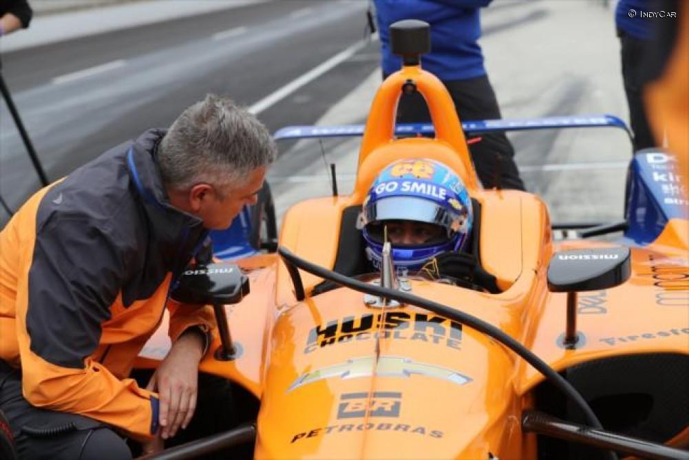 McLaren correrá al completo la Indycar 2020 — Oficial