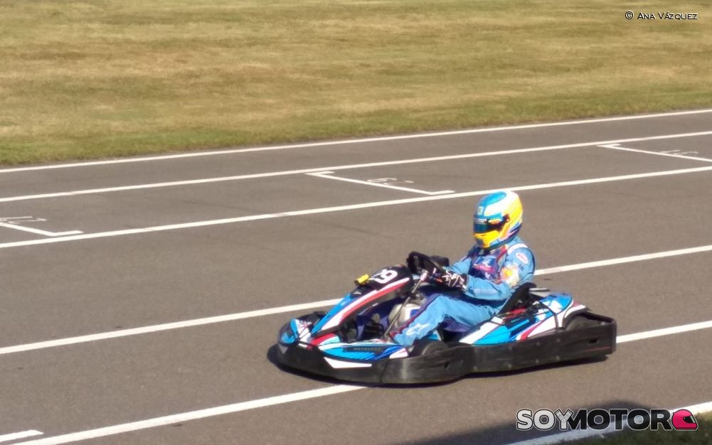 Circuito Fernando Alonso Oviedo : Fallece un niño de años en el karting de fernando alonso