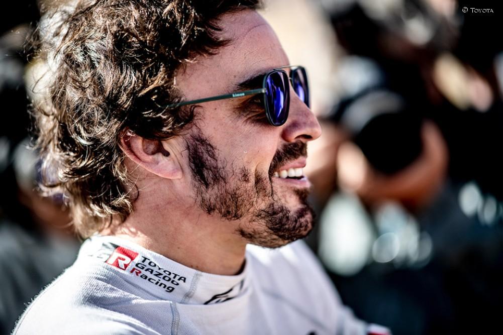 Alonso y una posible llamada de Ferrari: