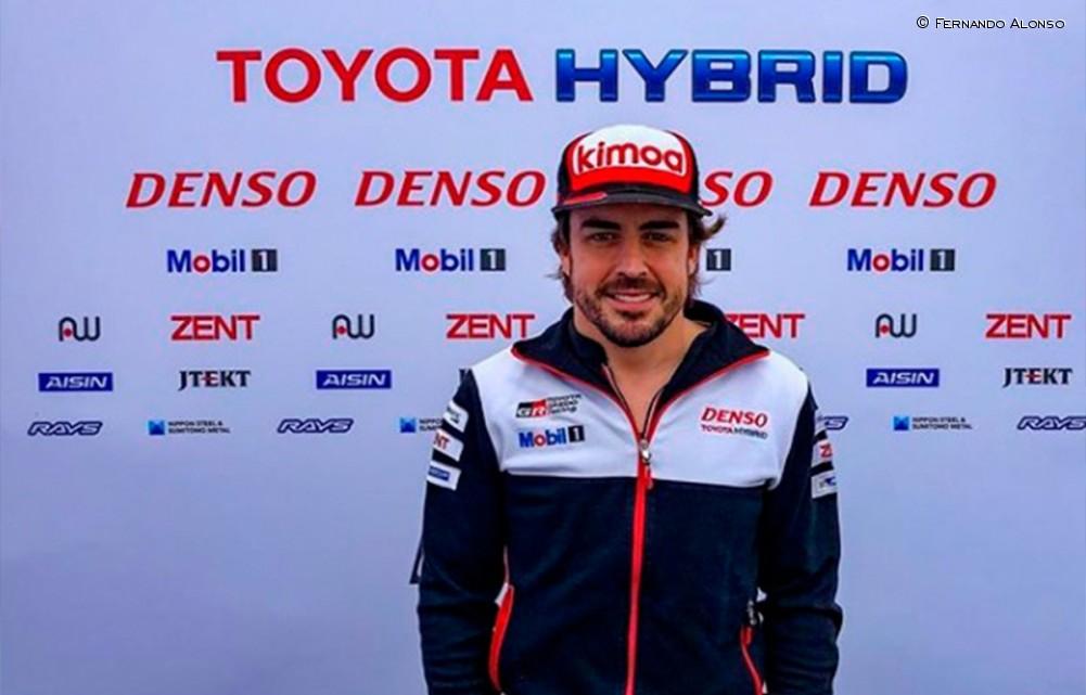 Alonso acaricia el Mundial de Resitencia tras ganar en Spa