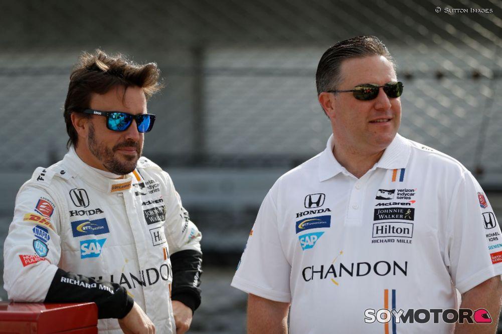 Fernando Alonso anuncia que no correrá en Fórmula Uno en 2019