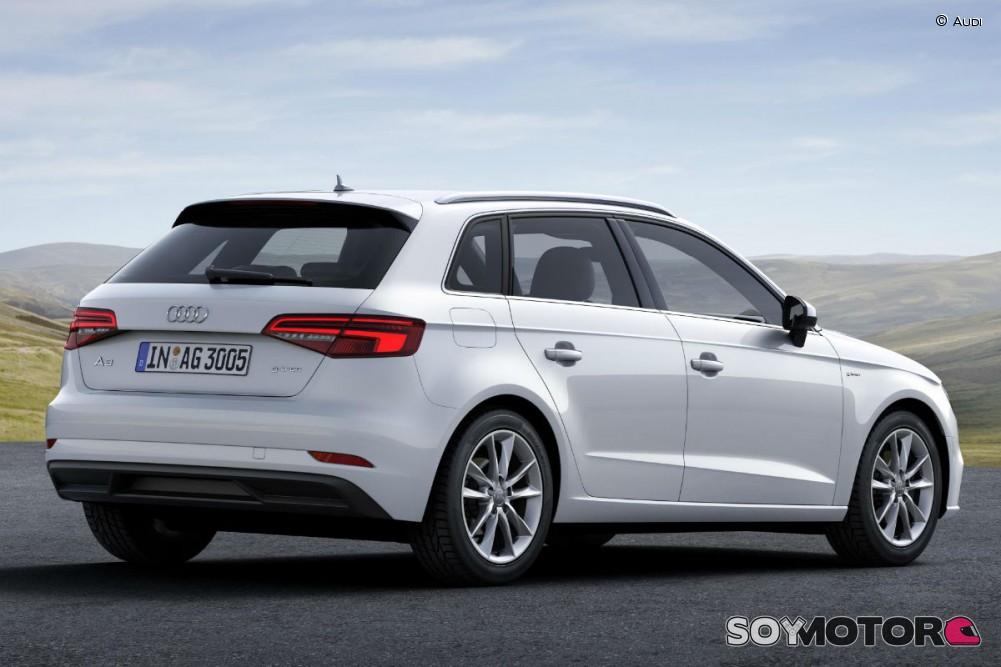 Audi A3 Sportback 30 g-tron (2019) | Información general