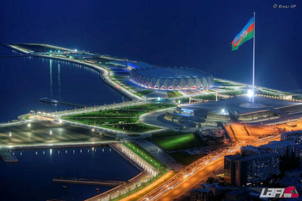 Resultado de imagen de gp azerbaiyán