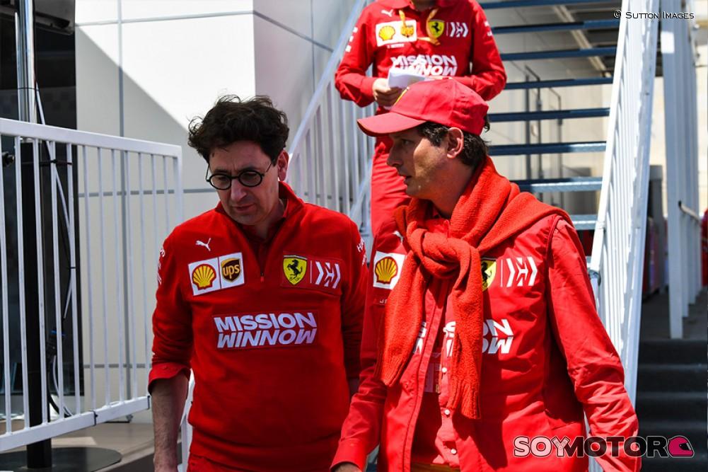 Ferrari espera volver a ganar