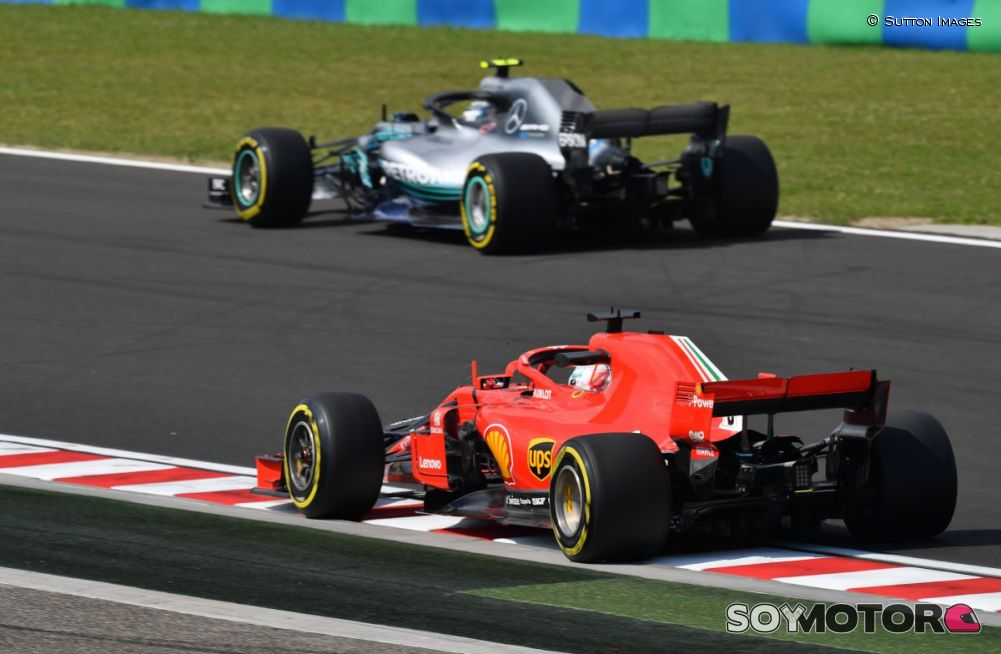 Hamilton sacó más ventaja sobre Vettel al ganar en Hungría