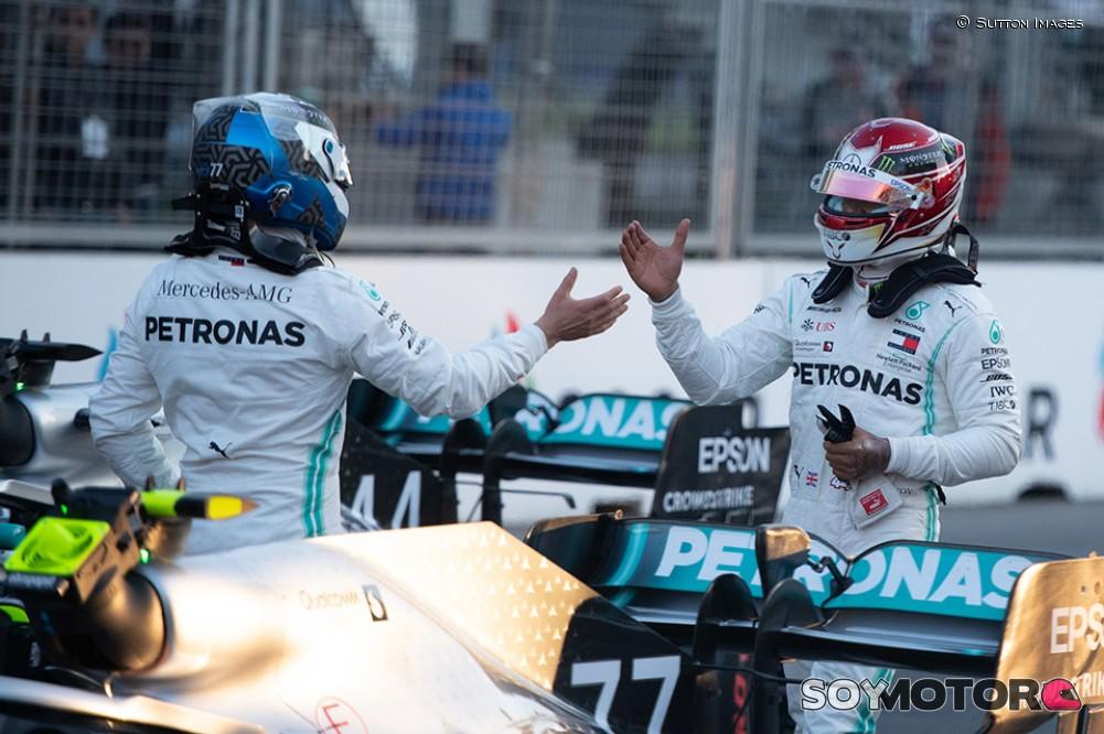 Lewis Hamilton recupera liderato tras ganar el Gran Premio de España