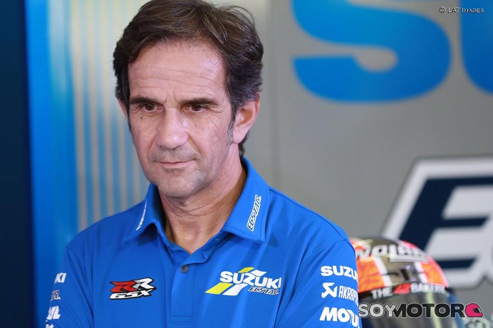 Oficial Davide Brivio será el jefe de Alonso y Ocon en Alpine