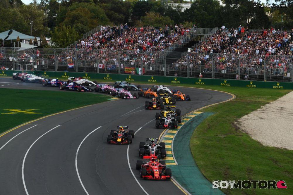 Calendario Formula1.La Fia Presenta El Calendario De La Temporada 2019 De F1 Soymotor Com
