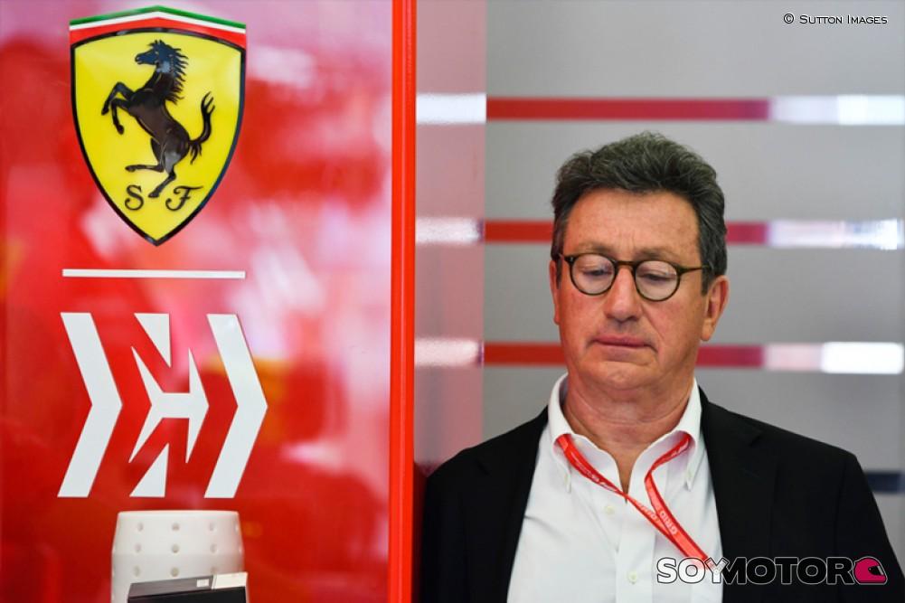 Ferrari fabrica válvulas para máscaras en lucha contra Coronavirus