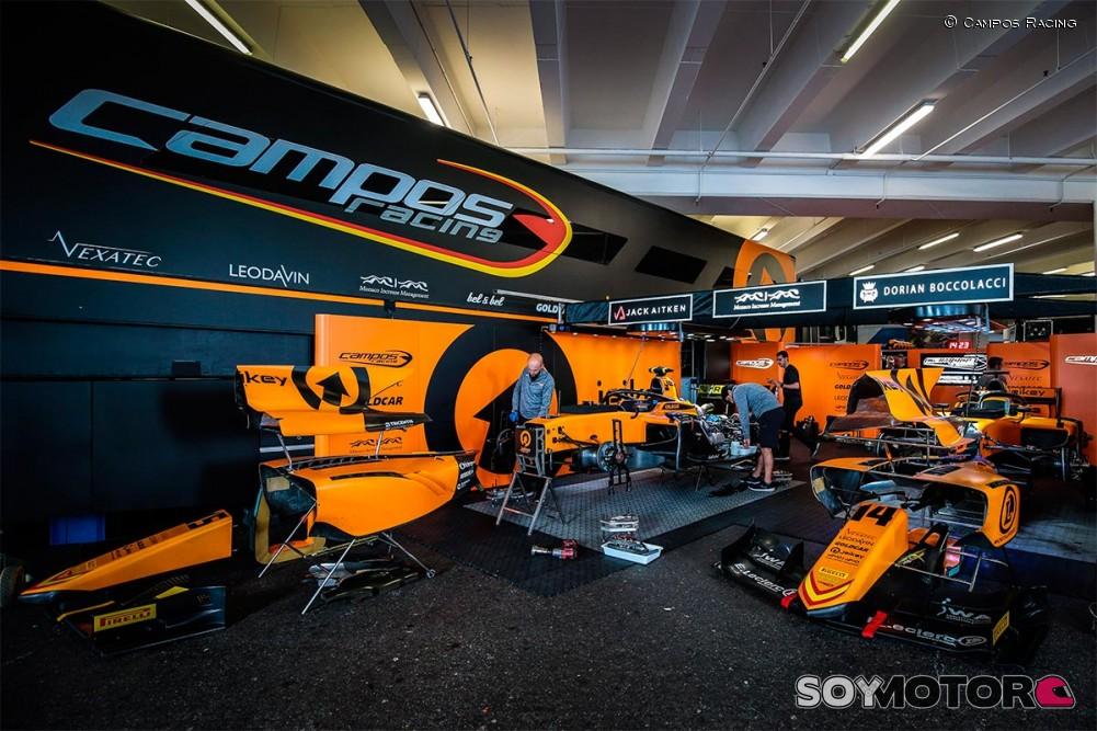 Adrián Campos impulsa un equipo español para el Mundial de F1