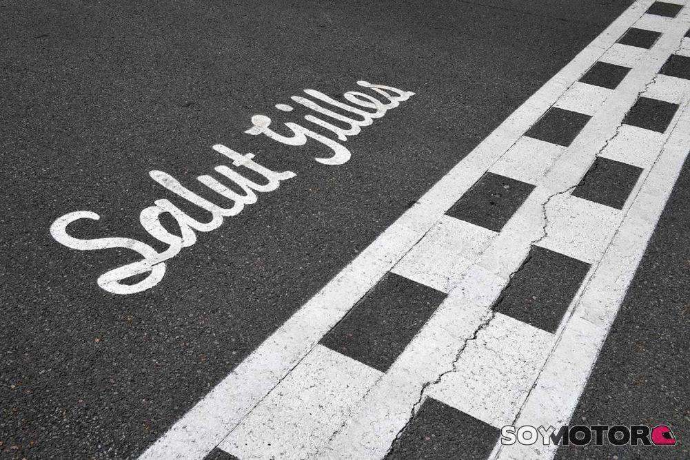 Circuito Gilles Villeneuve : El gilles villeneuve estrenará paddock en soymotor