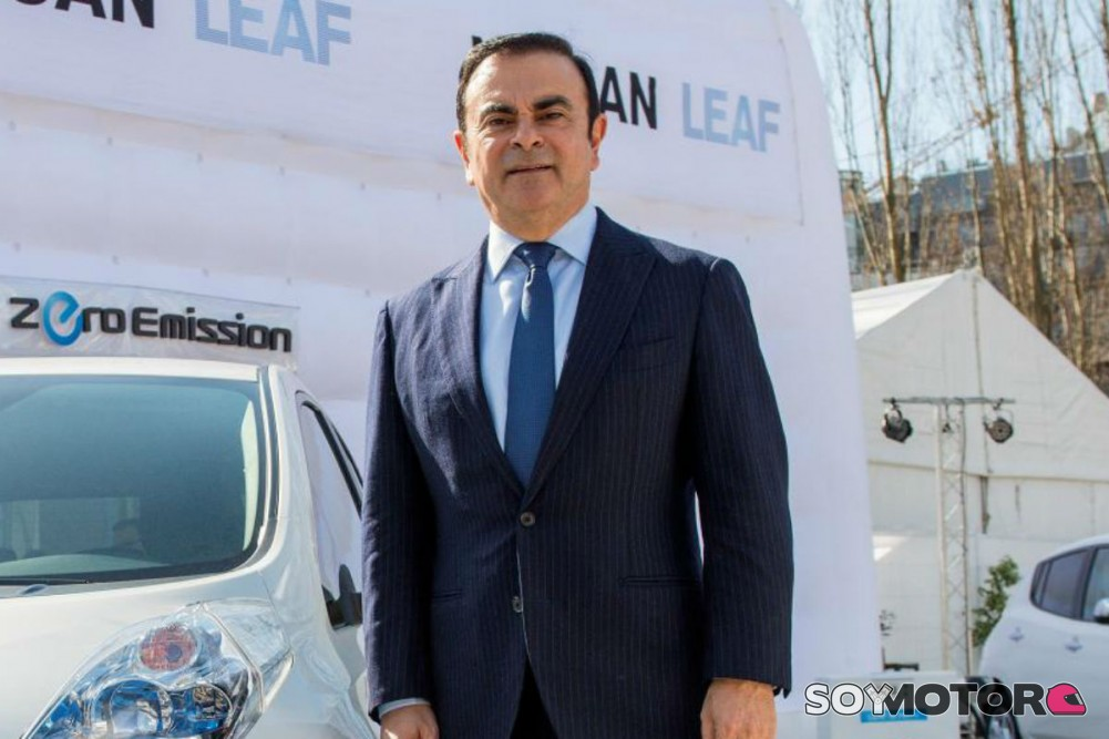Renault también echa a Carlos Ghosn y nombra una nueva cúpula
