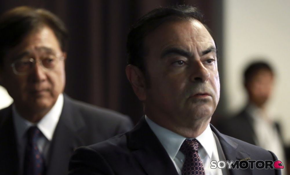 Japón acusa a expresidente de Nissan por fraude fiscal
