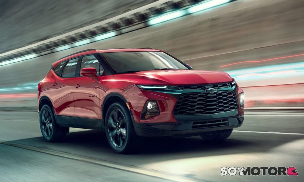Chevrolet Blazer 2019: vuelve un clásico
