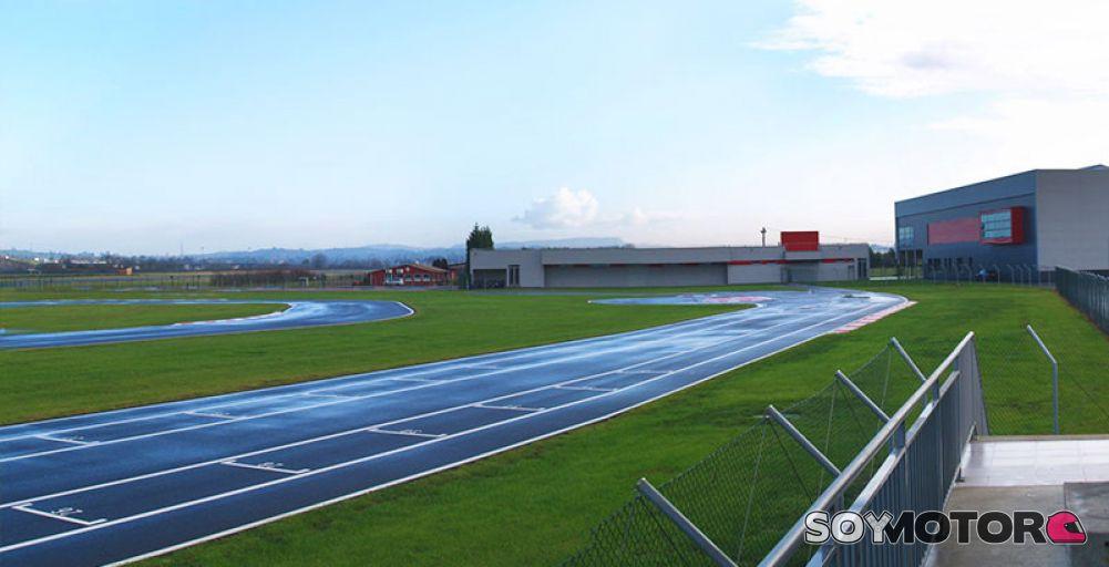 Circuito Fernando Alonso Accidente : Así ha sido el accidente de fernando alonso en spa deportes