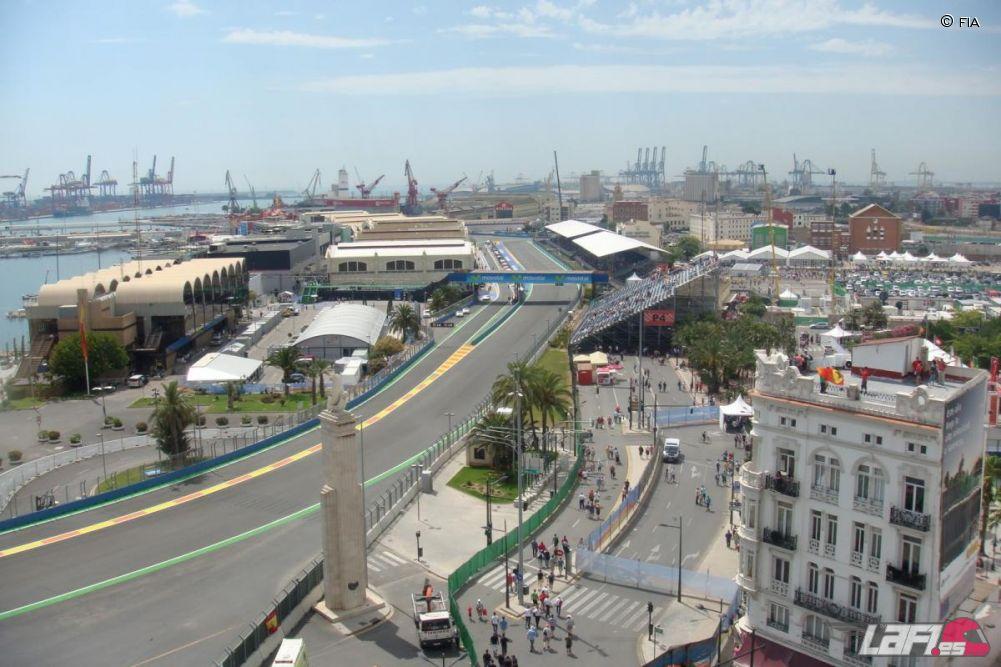 Circuito Valencia F1 : Carreras ilegales en el antiguo circuito de f valencia