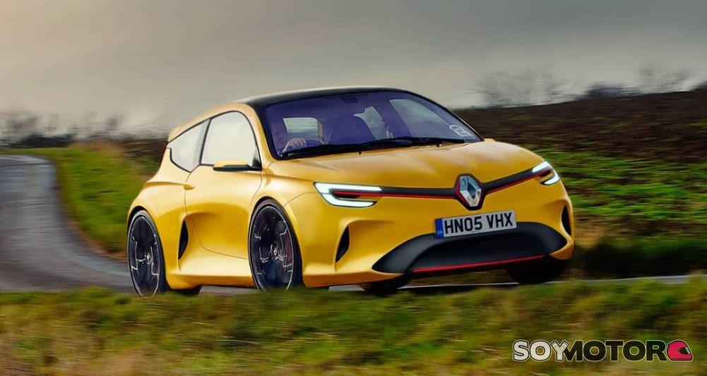 Renault clio cup 2018 gtr evolution