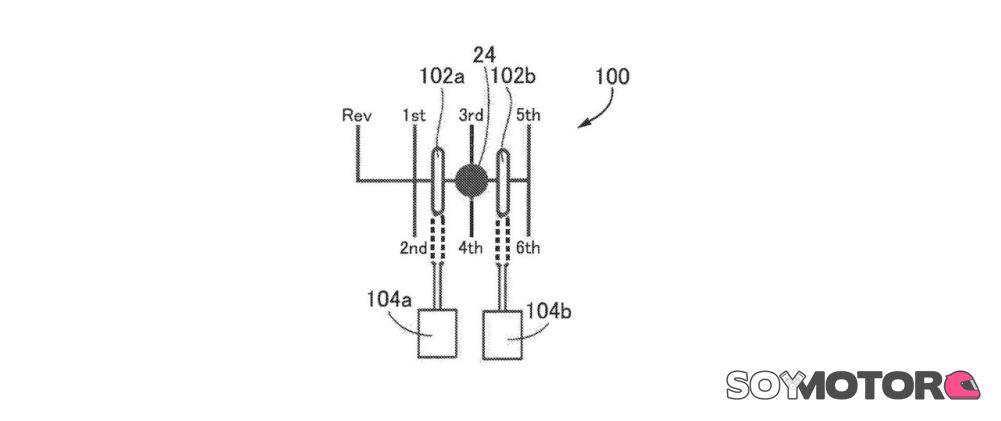 Toyota patenta el cambio manual, pero automático