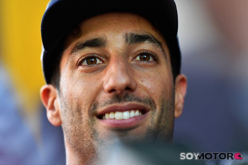 ¡Adiós Red Bull! Daniel Ricciardo correrá con Renault a partir de 2019