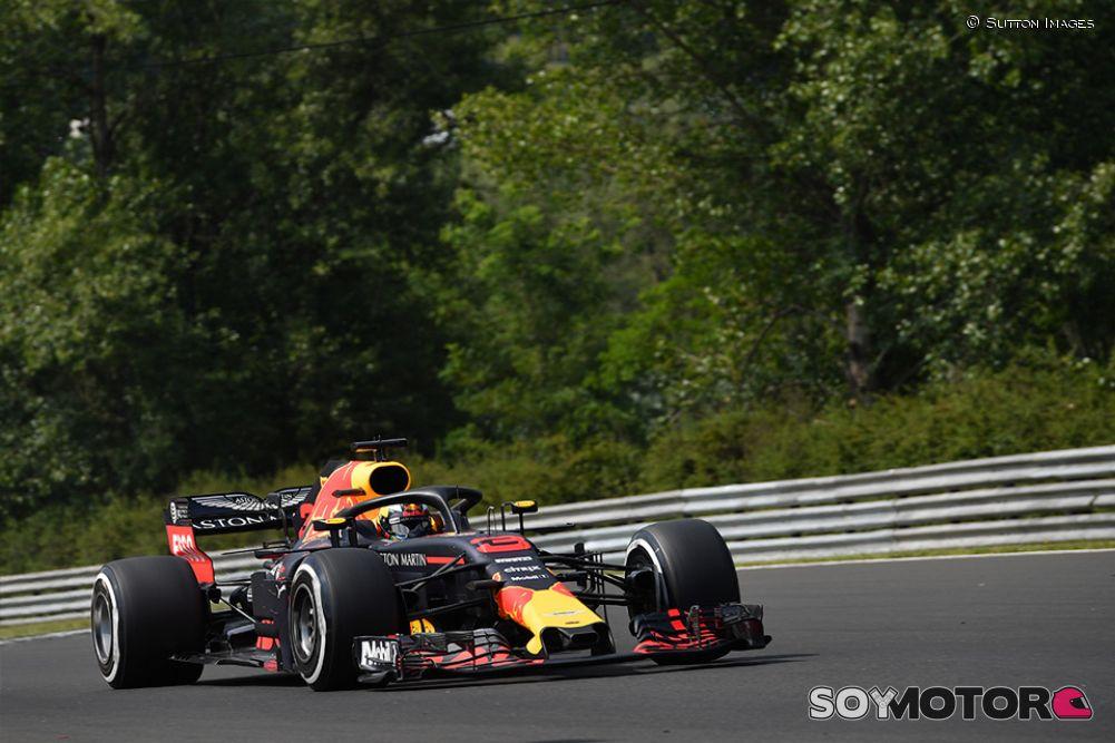Mucho Hamilton para Vettel en el Gran Premio de Hungría