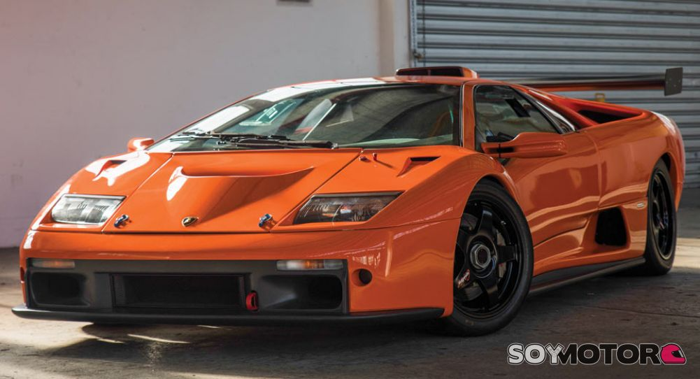 Este Lamborghini Diablo Gtr Pide Pista Desde Medio Millon De Euros