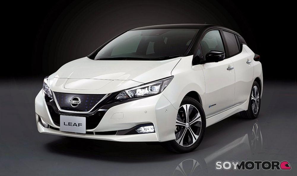 Nissan Leaf 2018: su gama al detalle | SoyMotor.com