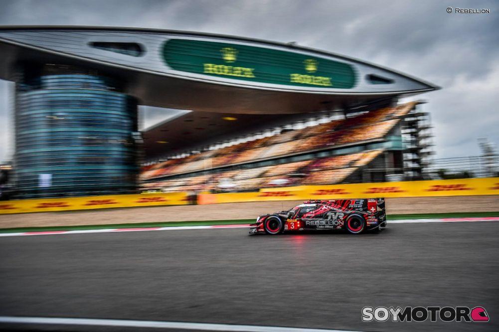 Fernando Alonso saldrá segundo en las 6 Horas de Shanghái