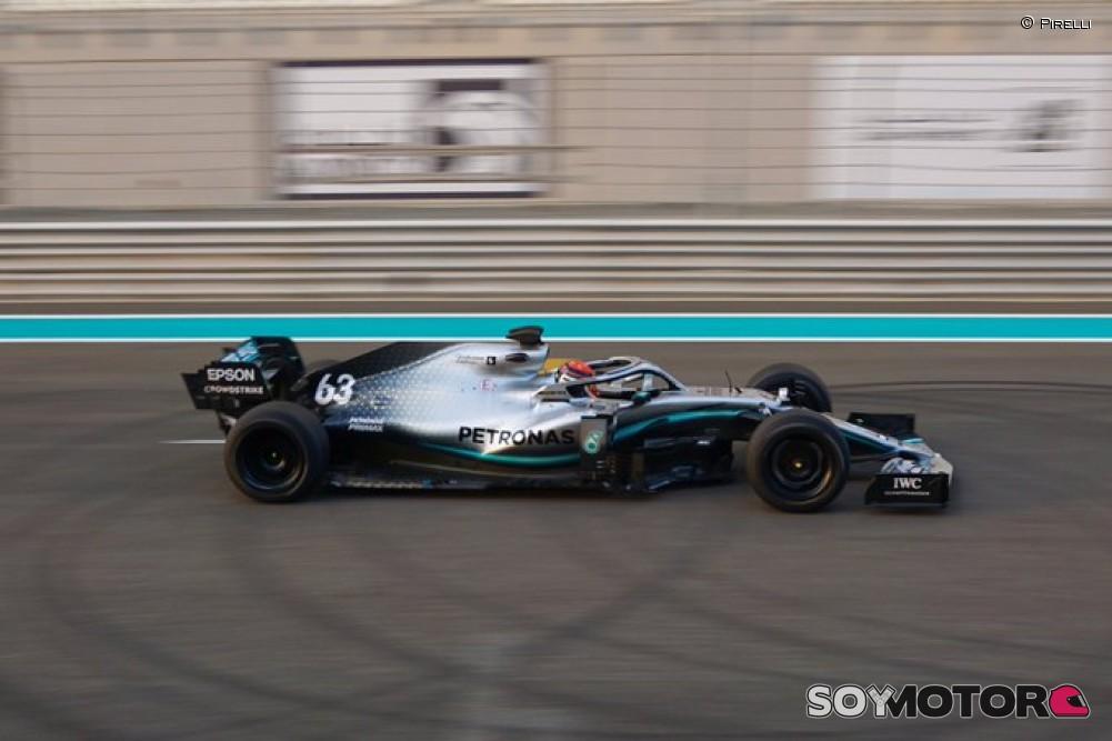 Los equipos de F1 acuerdan seguir usando los mismos neumáticos en 2020