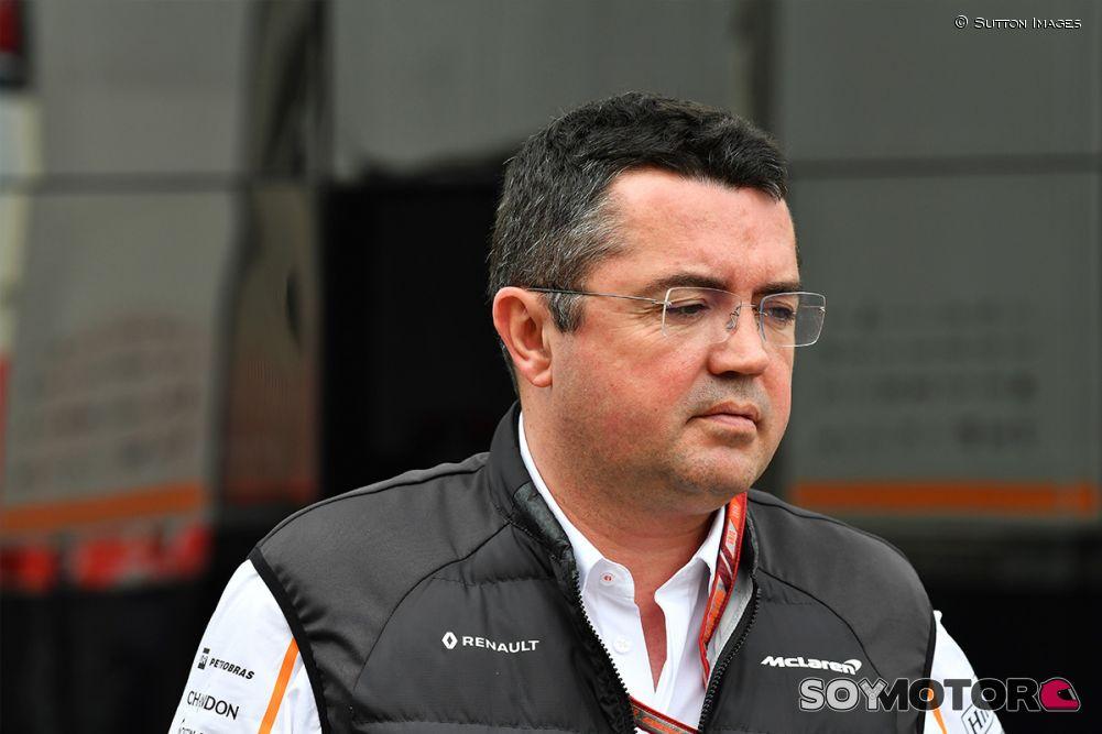 Zak Brown (McLaren):
