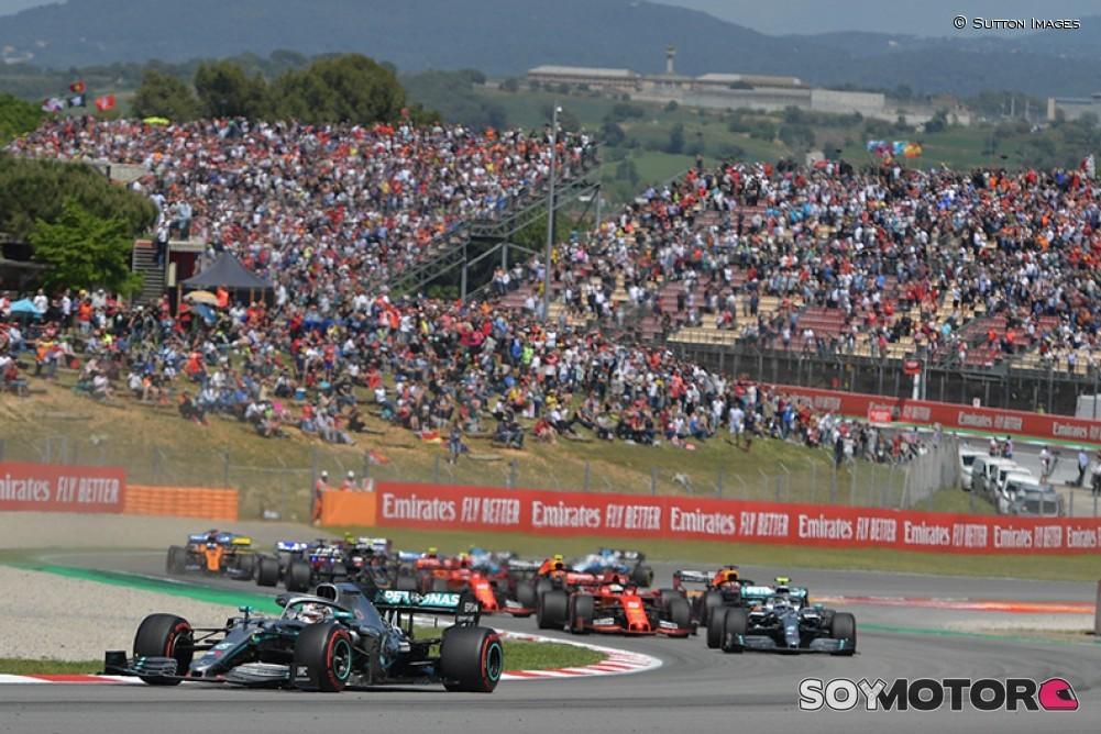 Gp F1 Calendario 2020.La F1 Adelanta Un Aumento De Carreras En El Calendario De