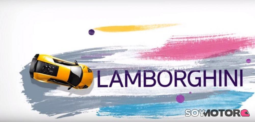 La Evolucion De Lamborghini Soymotor Com