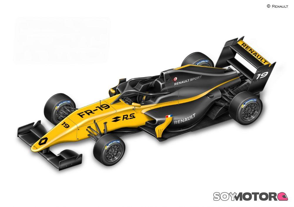 Calendario Eurocup.Renault Reinventa Su Eurocup Y Usara Coches De F3 En 2019