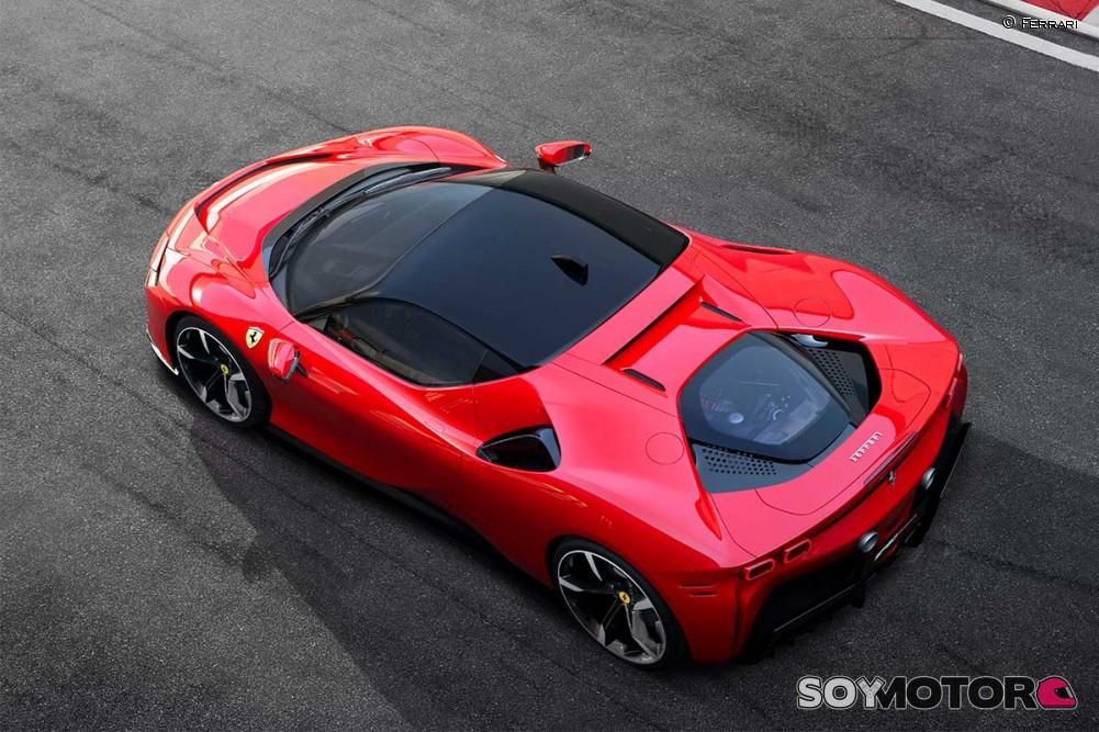 Tradición que fluye al futuro — Ferrari Roma