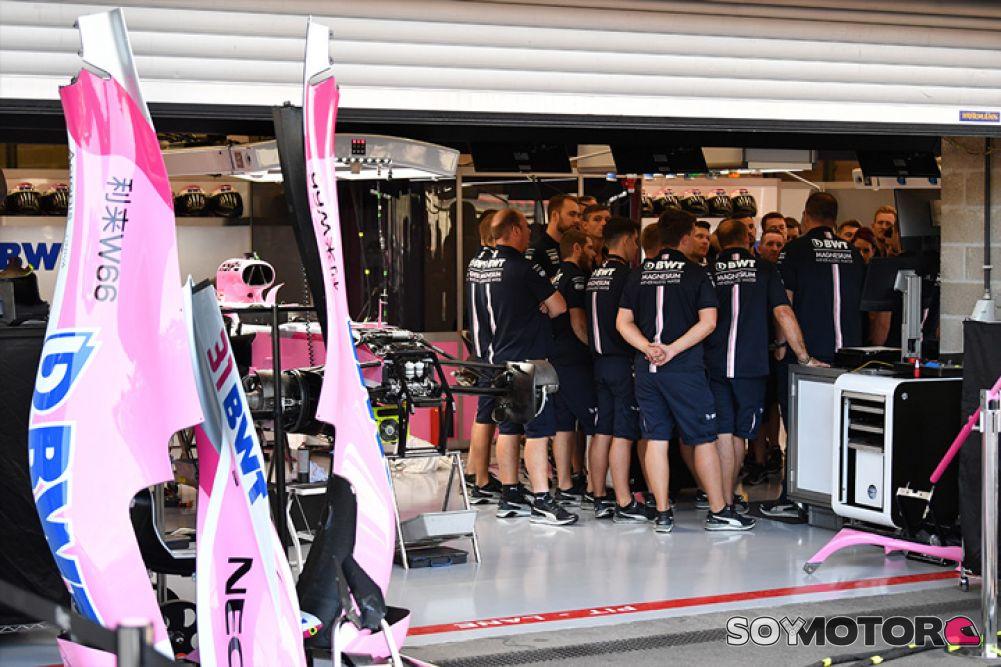 Racing Point compra Force India y formará un nuevo equipo de F1