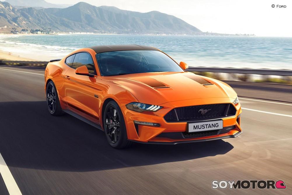 El Ford Mustang celebra su 55 aniversario con una nueva edición especial
