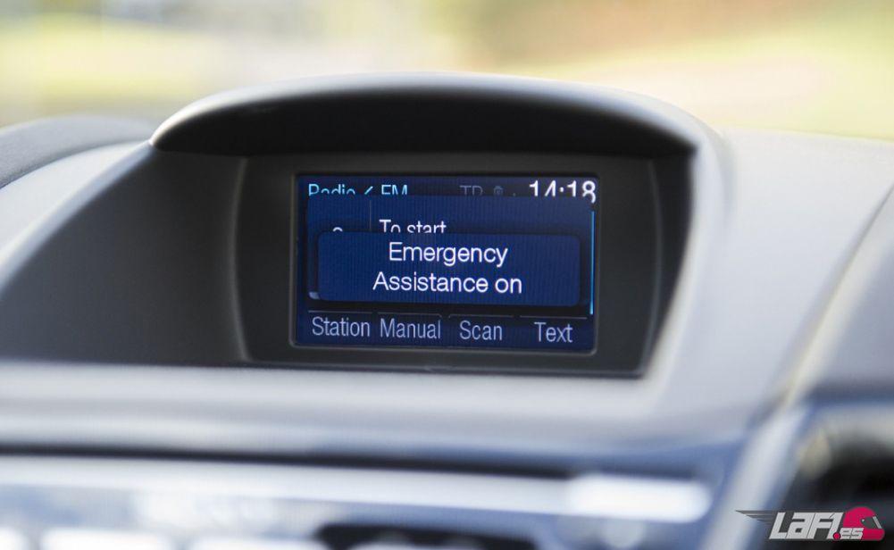el sistema 911 assist de ford delata a una conductora a la. Black Bedroom Furniture Sets. Home Design Ideas
