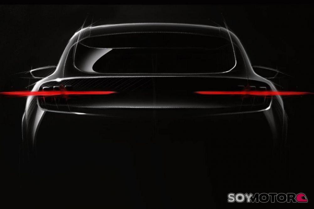 Ford adelanta el aspecto de su próximo coche eléctrico