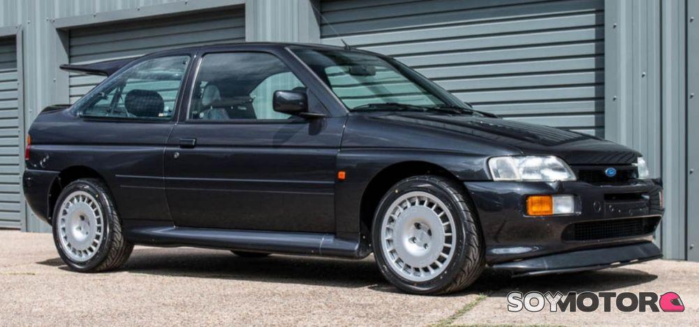 A subasta un Ford Escort Cosworth 'Motorsport Edition