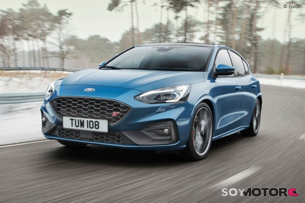 Ford Fiesta Y Ford Focus Tendran Versiones Microhibridas En 2020