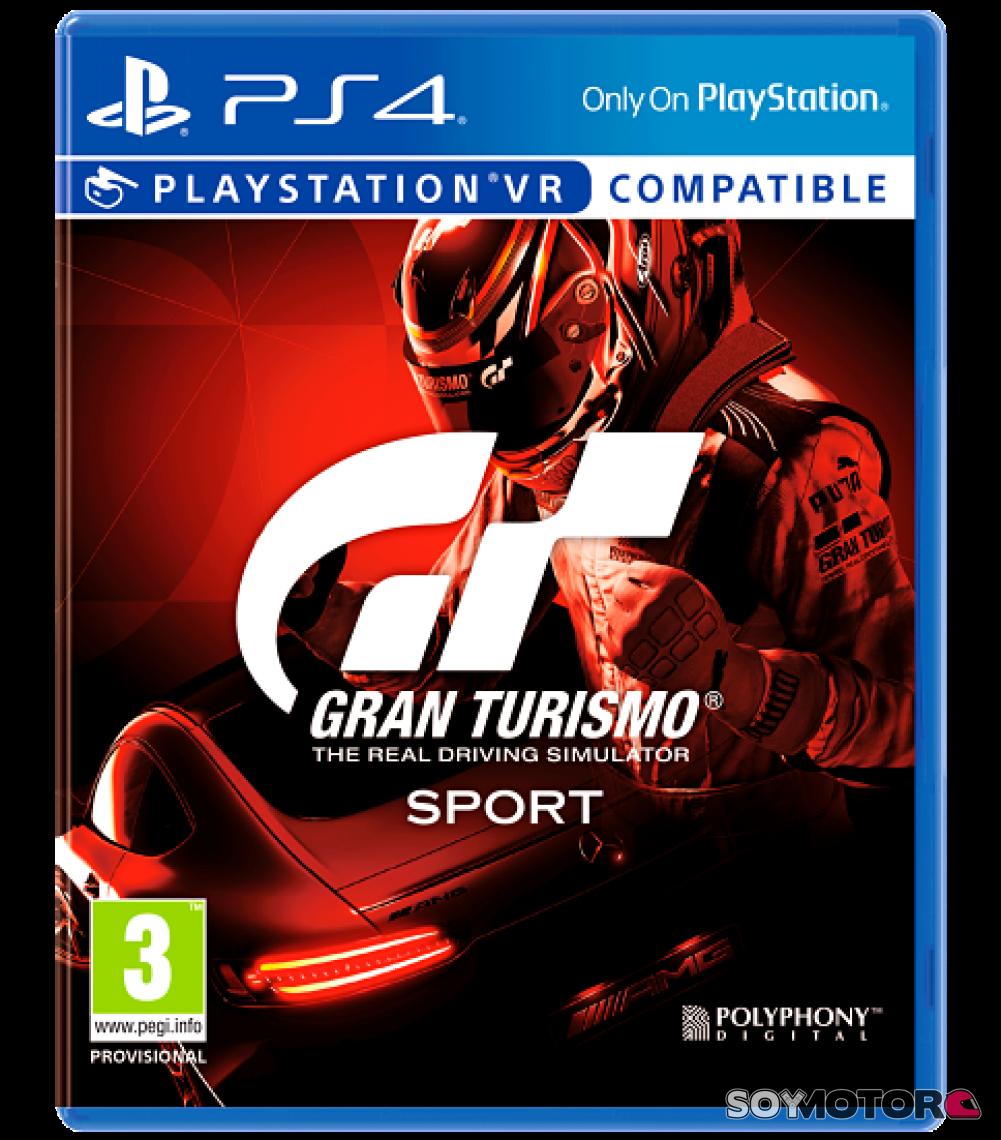 Gran Turismo Sport Para Ps4 A La Venta El 18 De Octubre Soymotor Com
