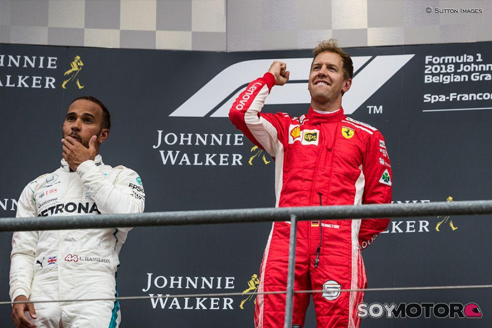 Hamilton, con la mira en el Gran Premio de México
