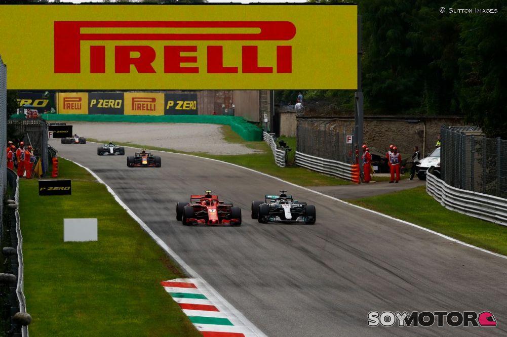 Ferrari posee un motor más potente que Mercedes 434efbf8759