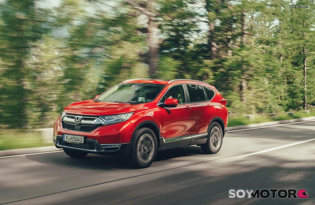 Conducimos el Honda CR-V 2018: sin miedo a nada… y sin Diesel ...