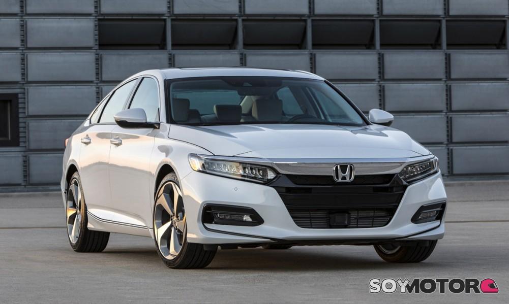 Honda Ha Desvelado Las Primeras Imágenes Del Nuevo Accord Al Natural
